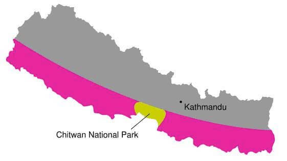 Inentingen Nepal
