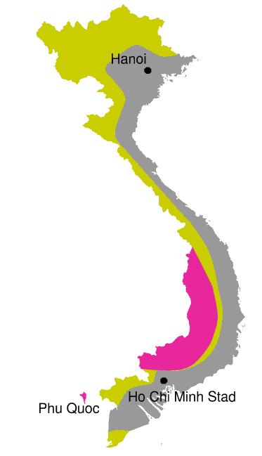 Inentingen Vietnam