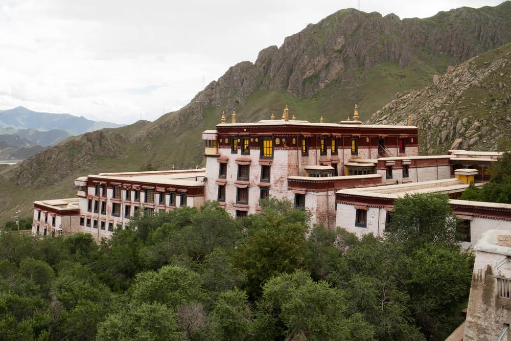 Drepung klooster