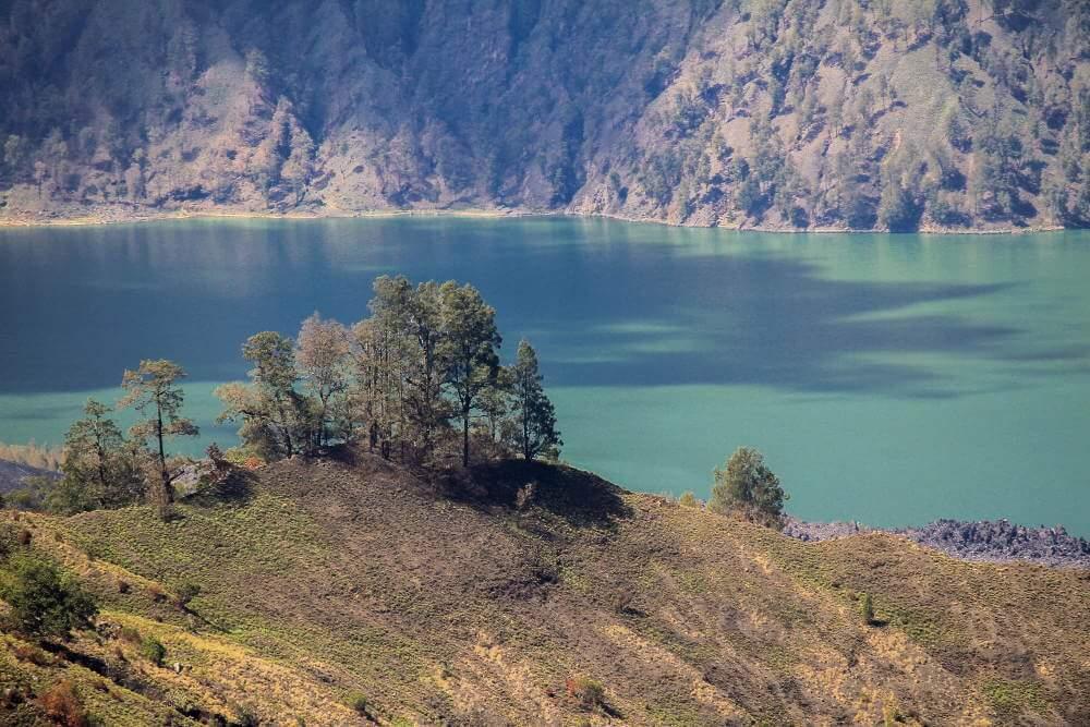 Het krater meer