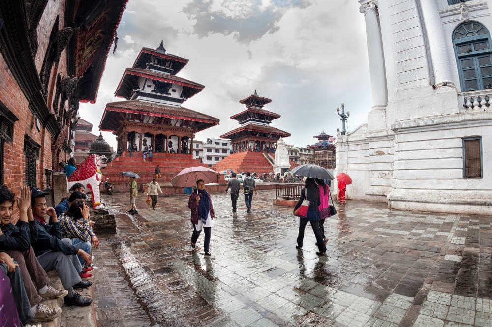 Beste reistijd Nepal