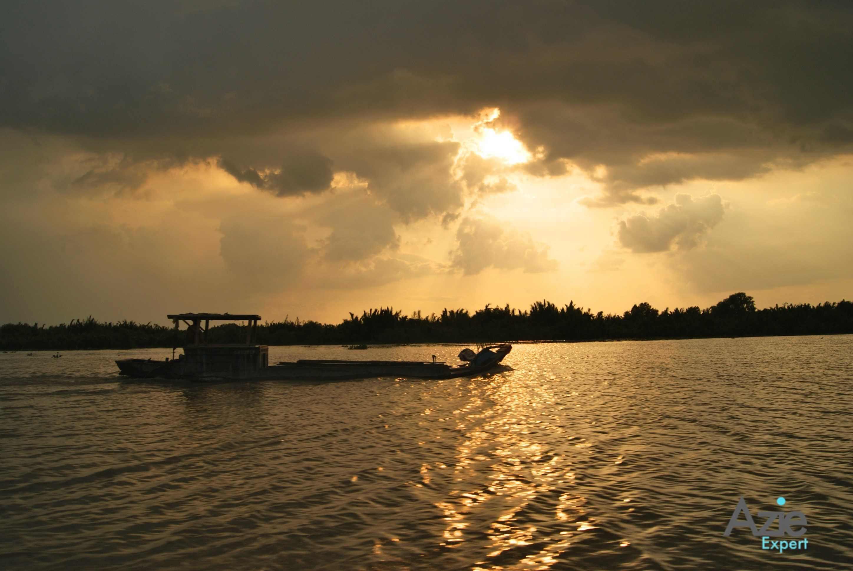 De Mekong Delta, Vietnam