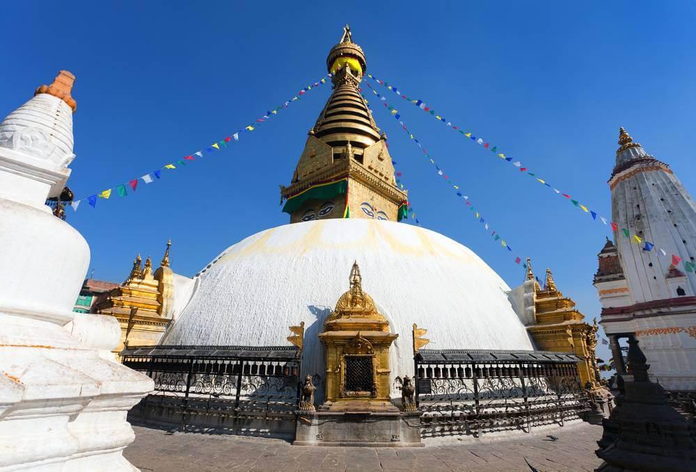 De Boudhanath Stupa