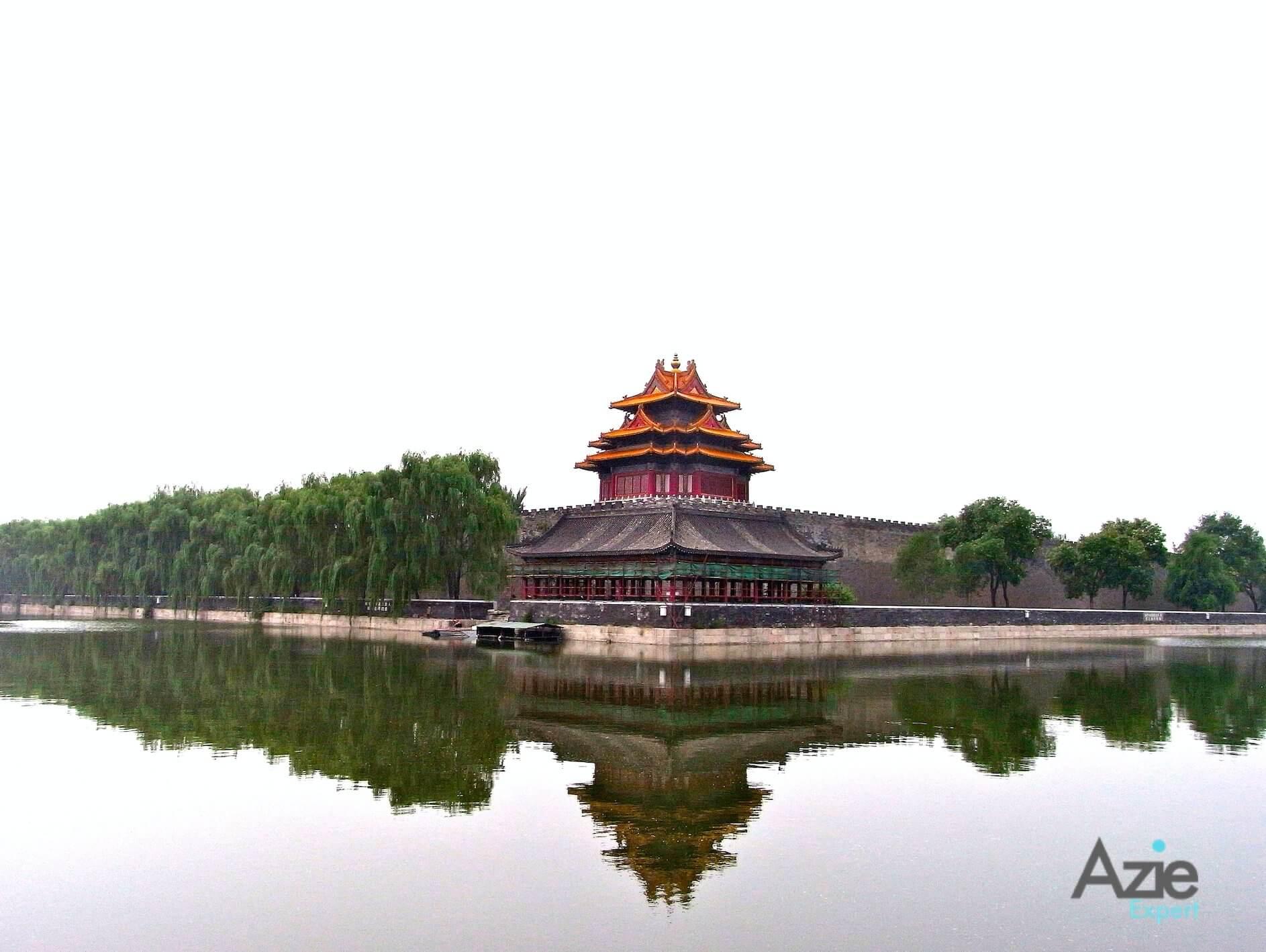 Verboden Stad, Beijing China