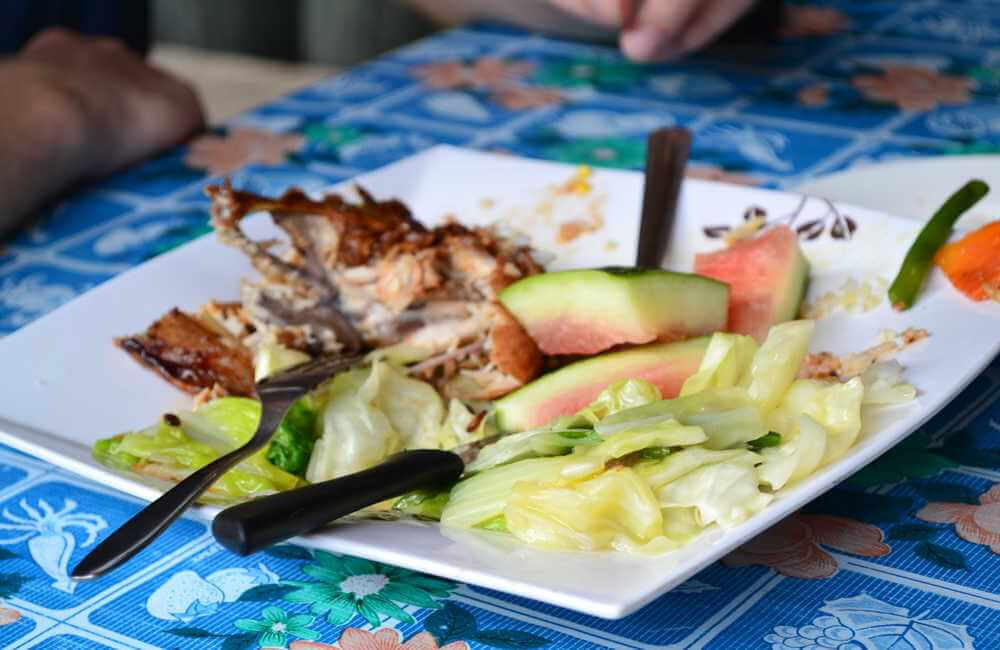 Eten filipijnen
