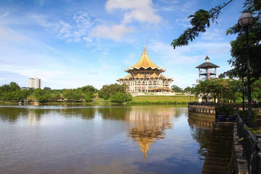 Kuching Borneo Maleisië
