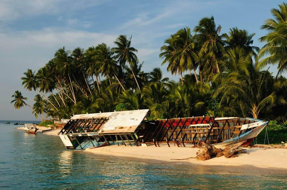 Derawan eilanden