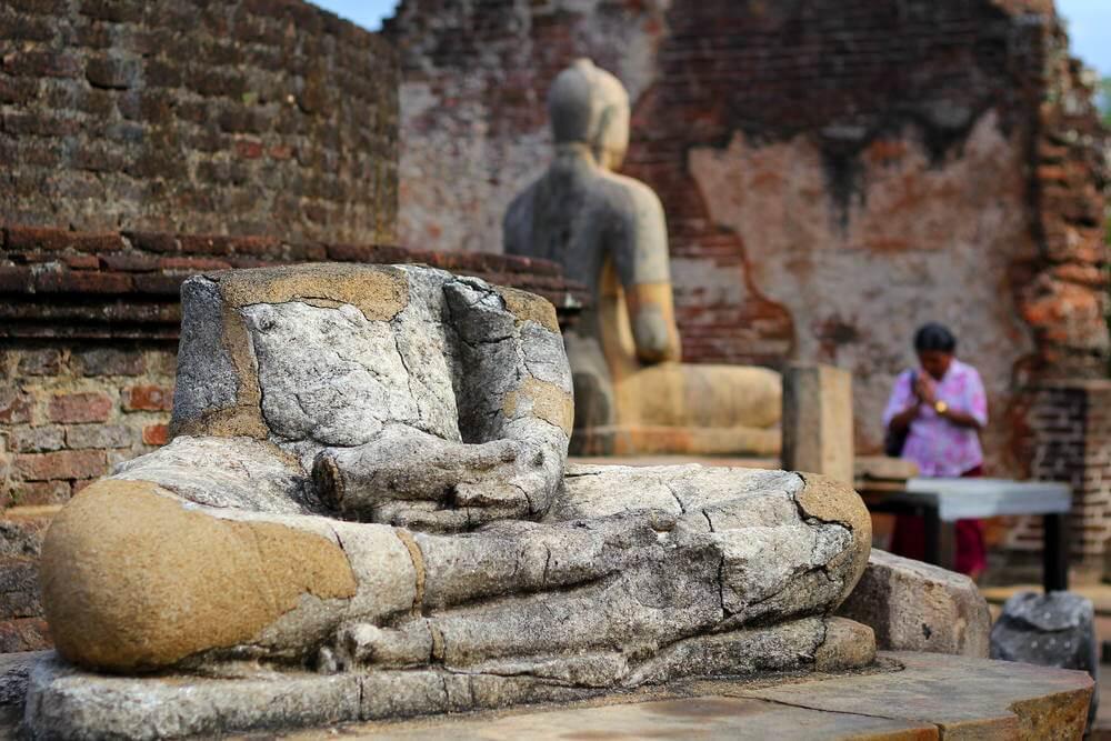Polonnaruwa
