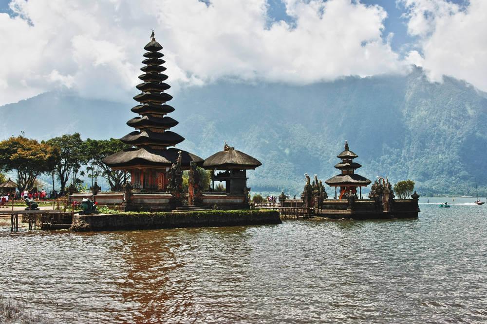 Pura Meru op Lombok