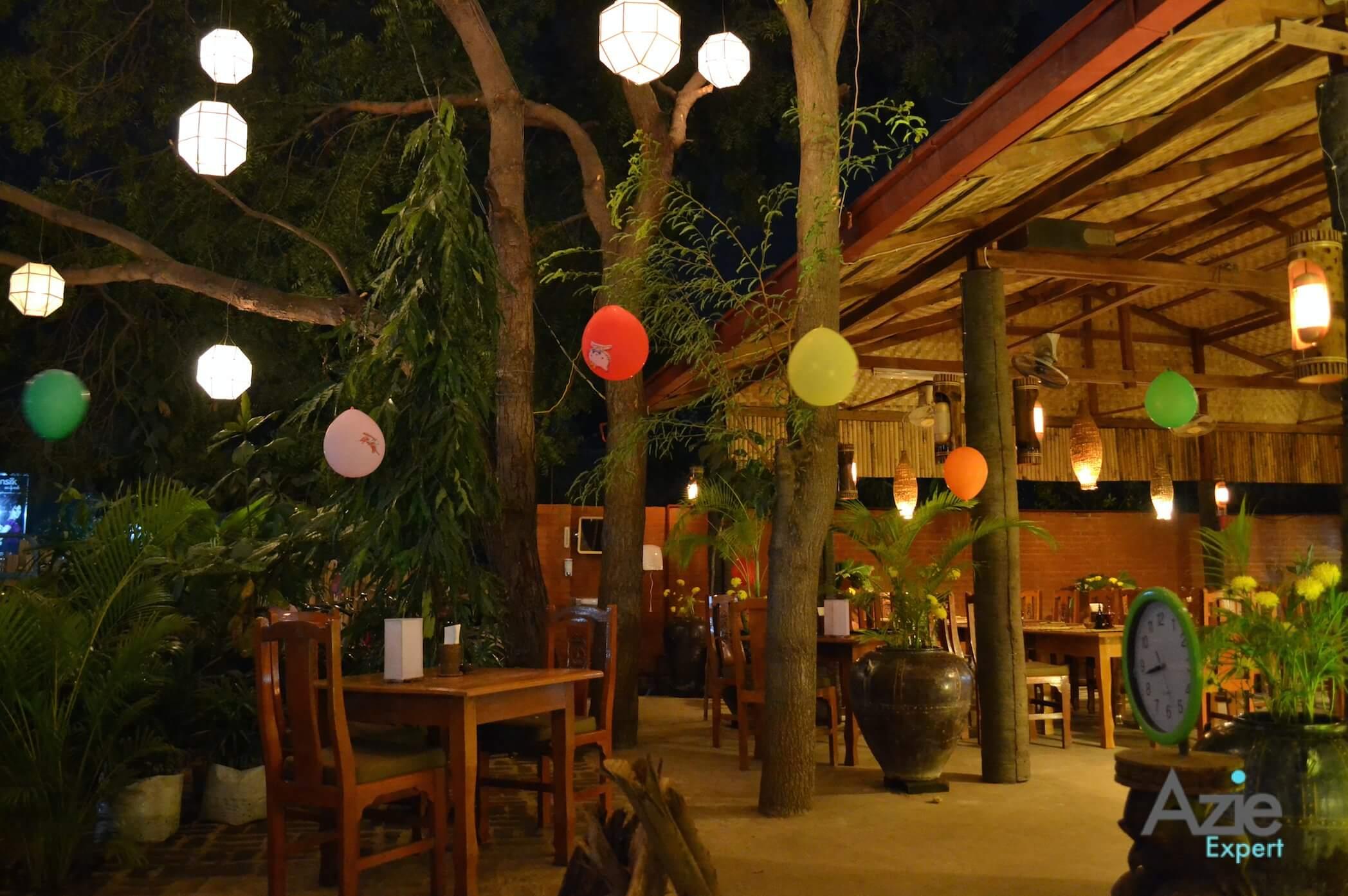 hostel myanmar
