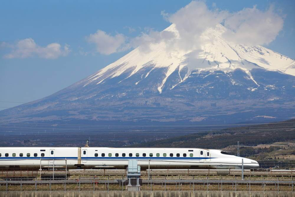 Vervoer Japan
