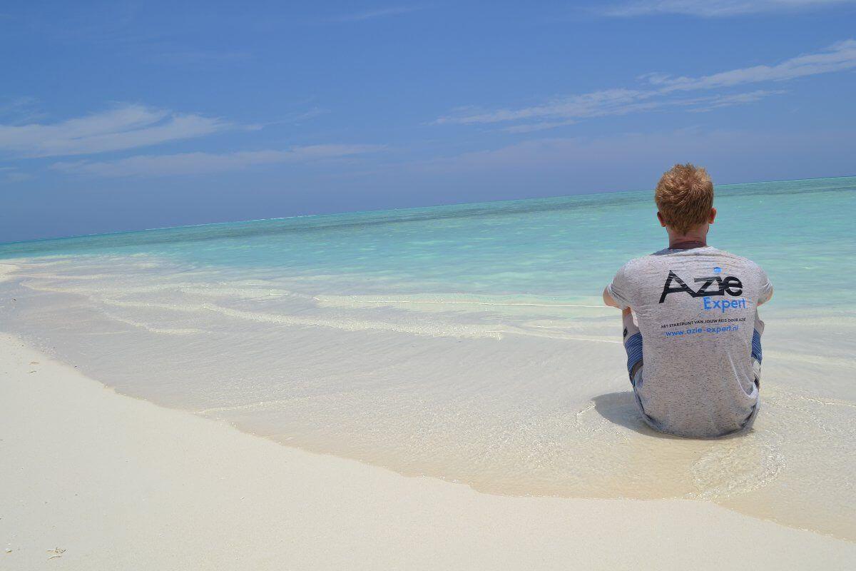 vakantie in de Malediven