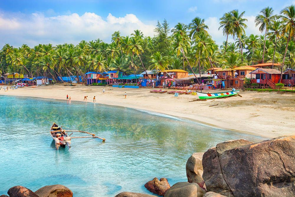 Vissersboot Goa