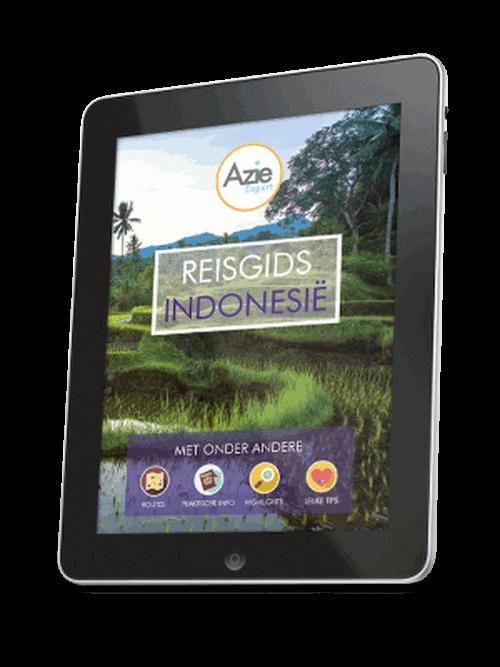 digitale reisgids indonesie