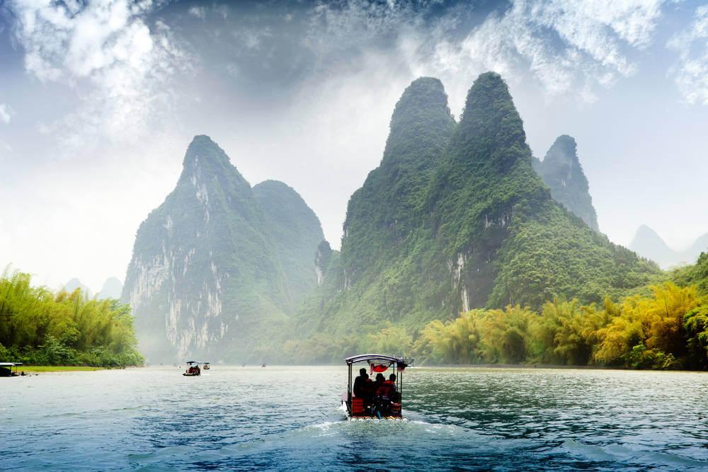 Li Rivier China