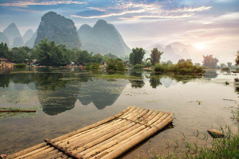 Yangshuo, Li River