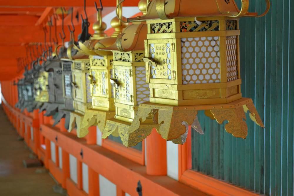 Kasuga Shrine Nara japan