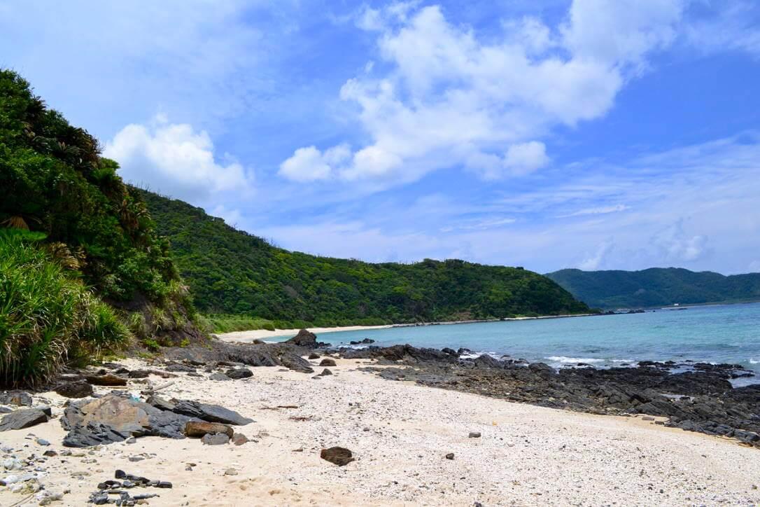 vakantie Amami Oshima