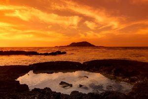 Cheju Island, Zuid-KOrea BST