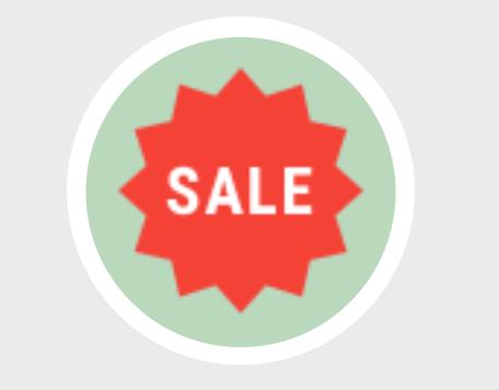 icon Sale