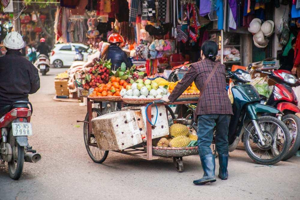 Budget voor Vietnam