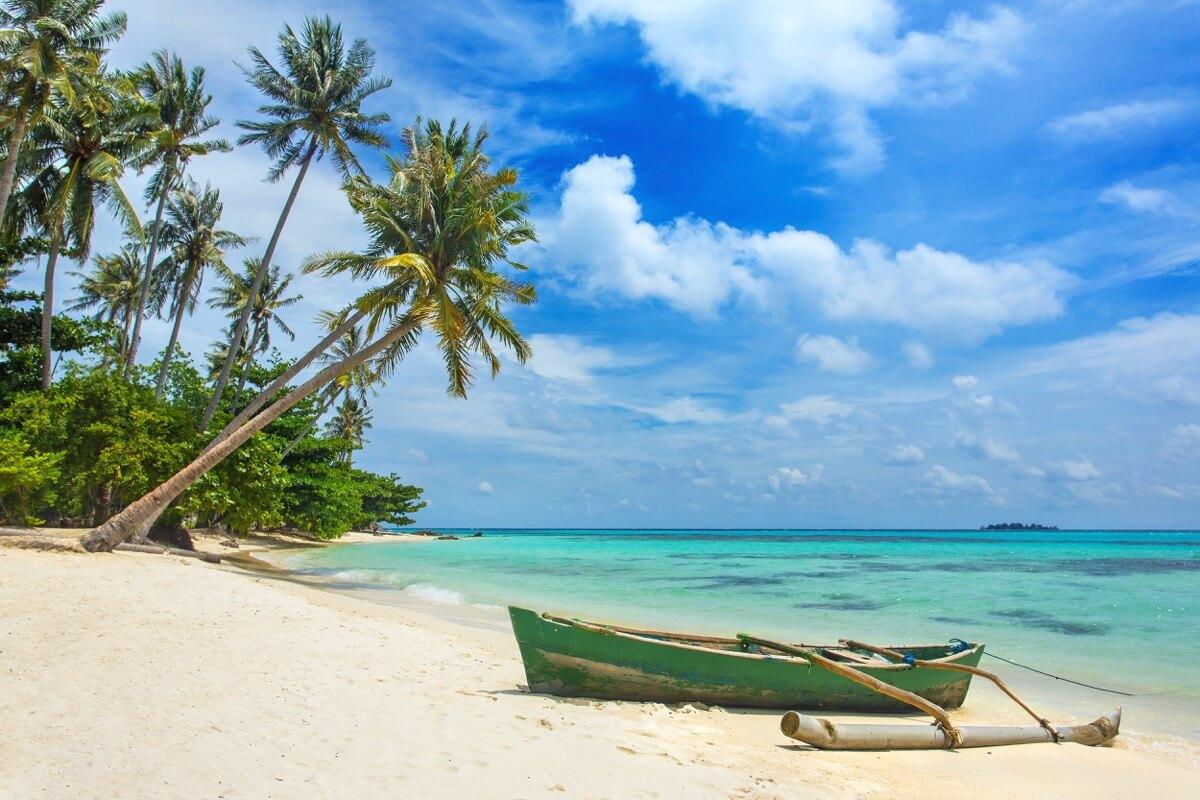 stranden van Indonesië