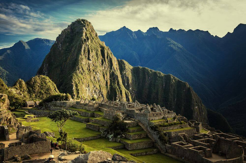 Ruines Peru