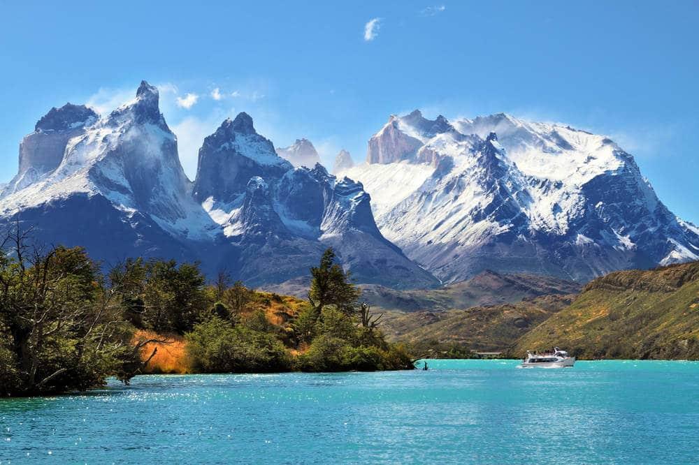 Patagonie, Chili