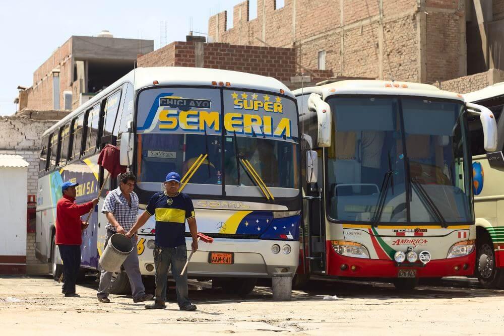 Vervoer Peru