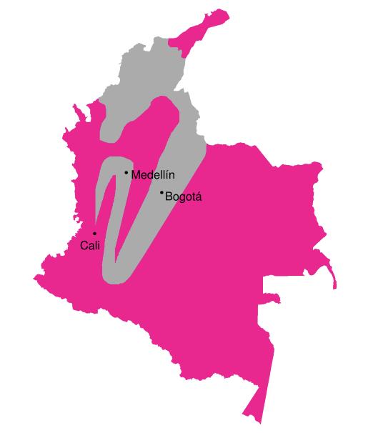 Inentingen Colombia
