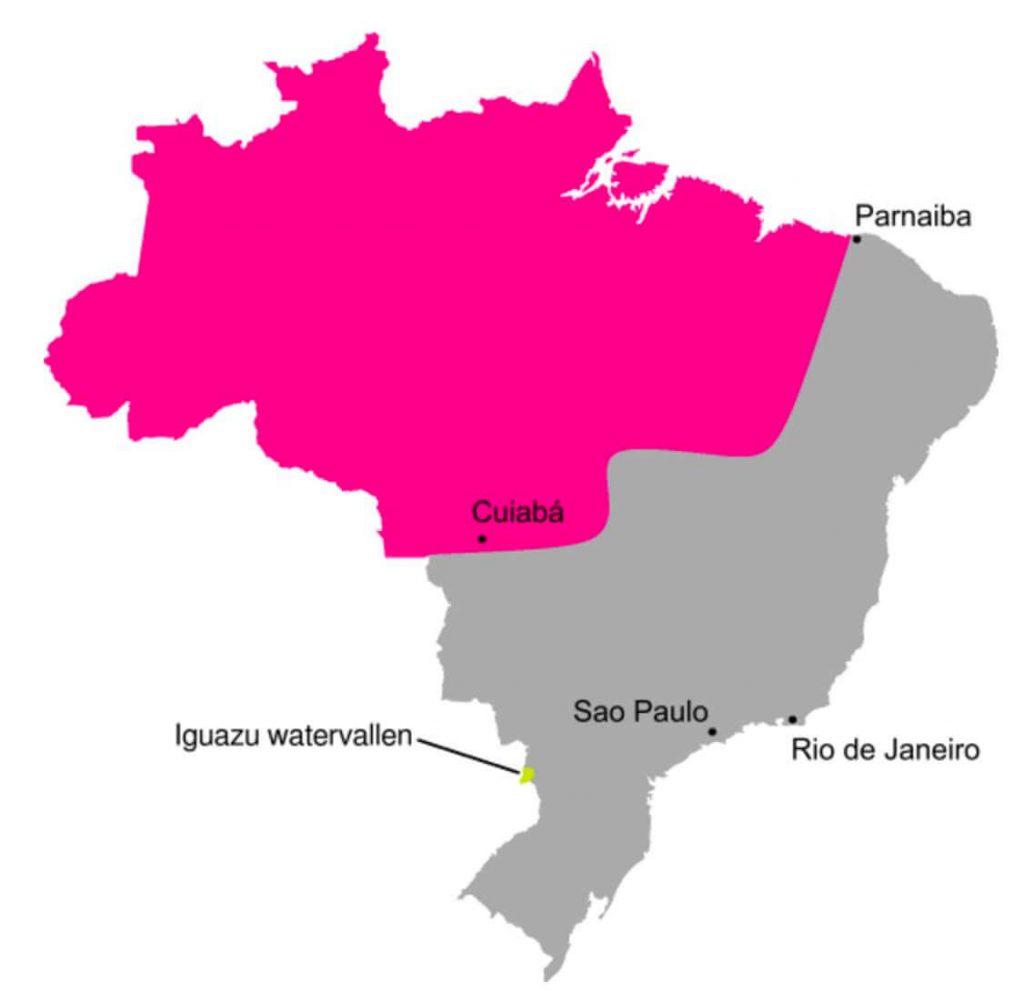 Inentingen brazilie