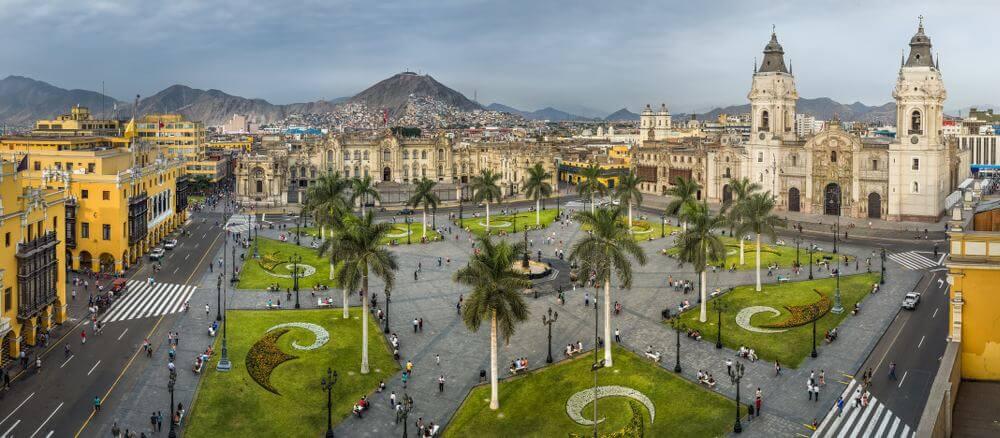 Kathedraal Lima