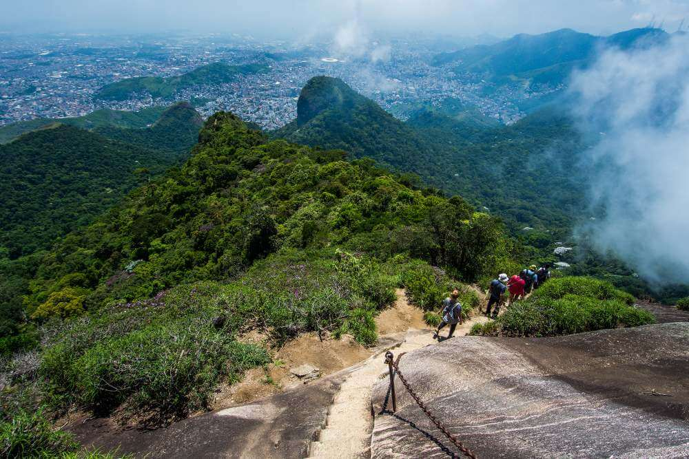 Pico da Tijuca, Rio de Janeiro