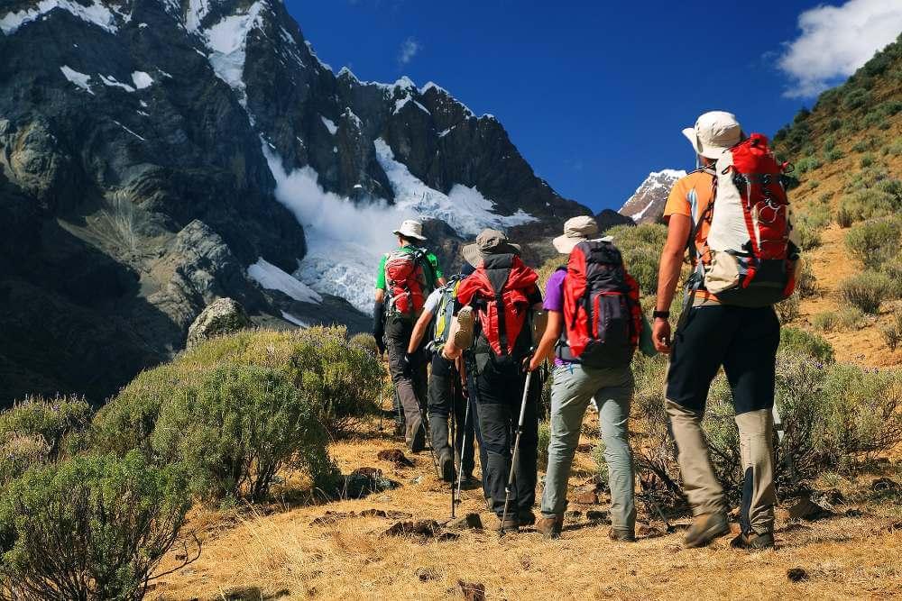 Wandelen in Peru