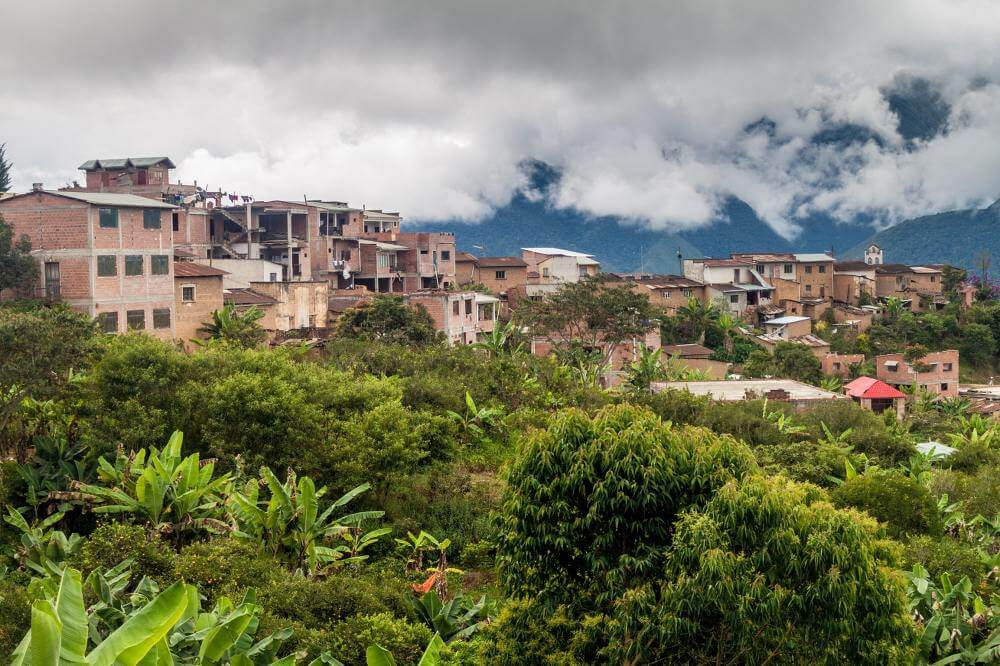 Cruz Loma, Bolivia