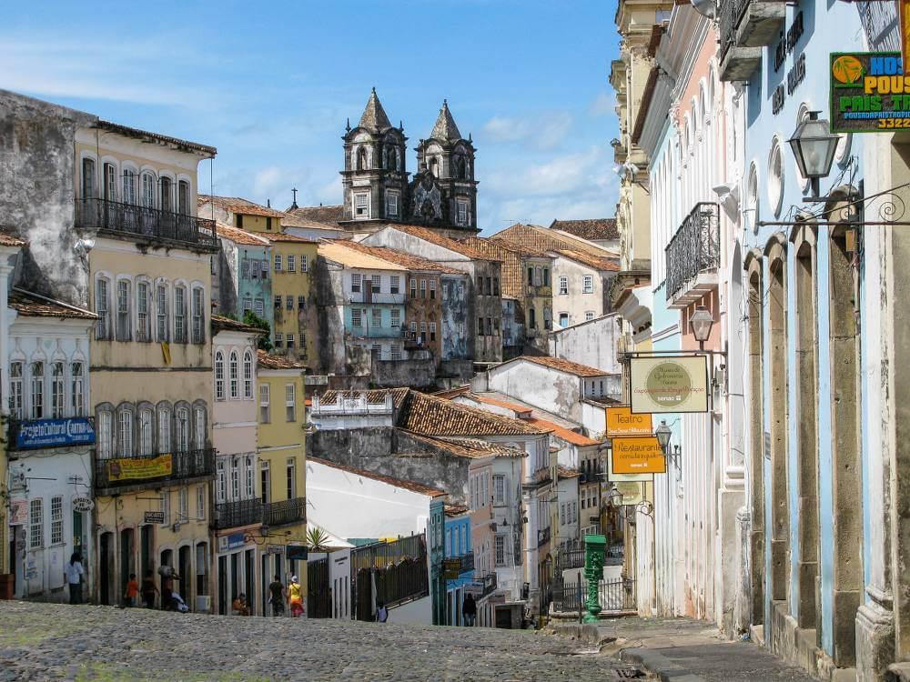Backpacken in Brazilië