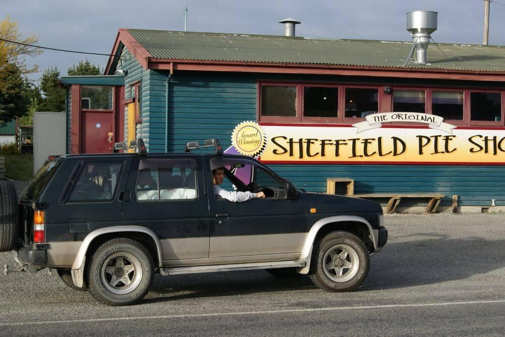 Auto huren Nieuw-Zeeland