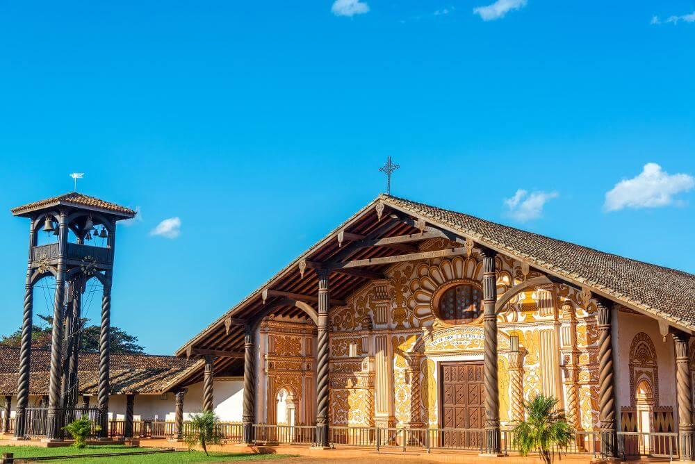 Jesuit Missions Circuit