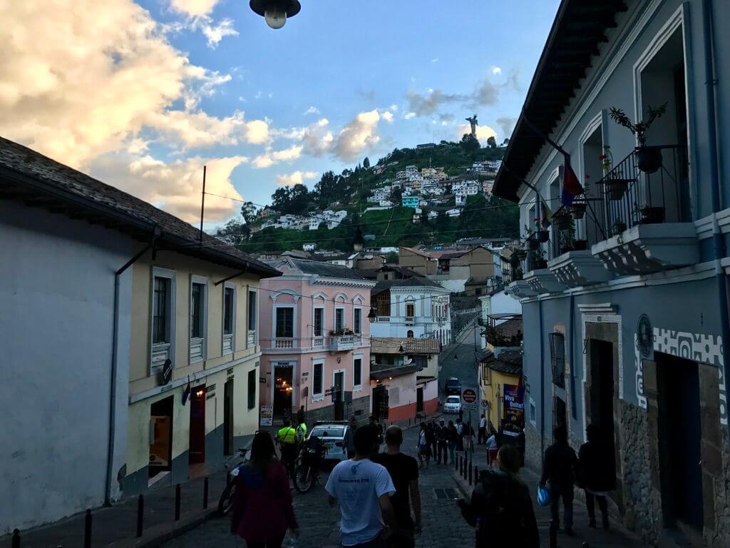 La Mariscal in Quito