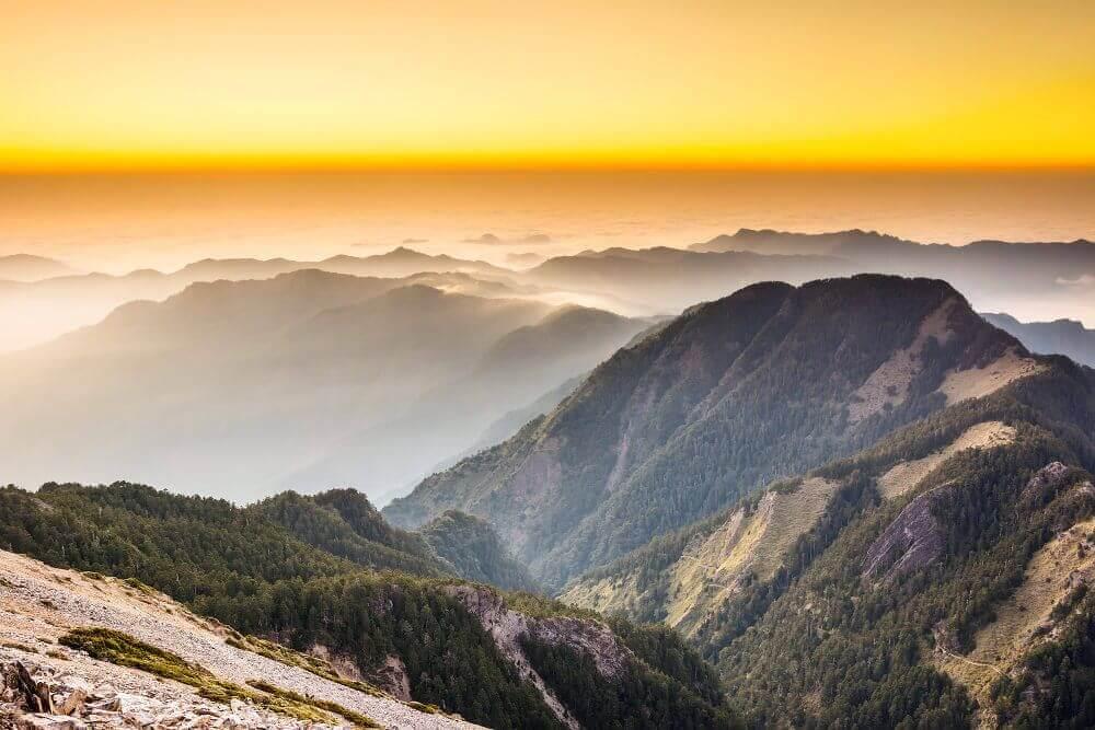 Yushan National Park | Een must-see tijdens je reis - Reis-Expert.nl