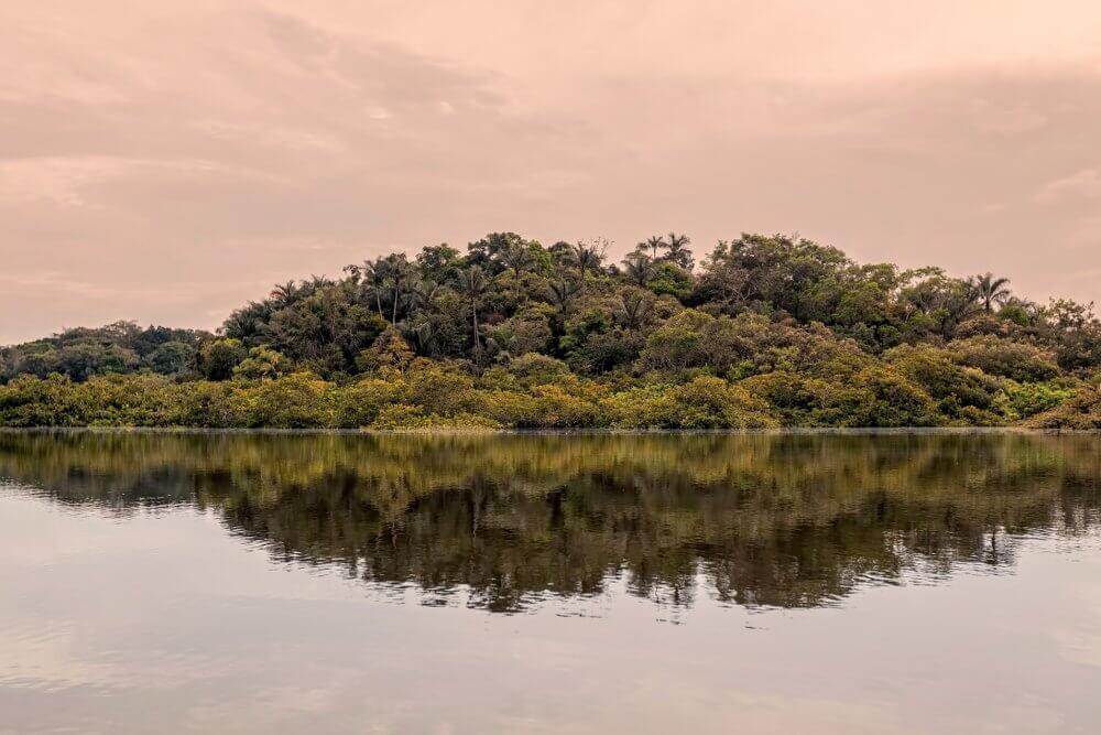 Pamuleu in Suriname