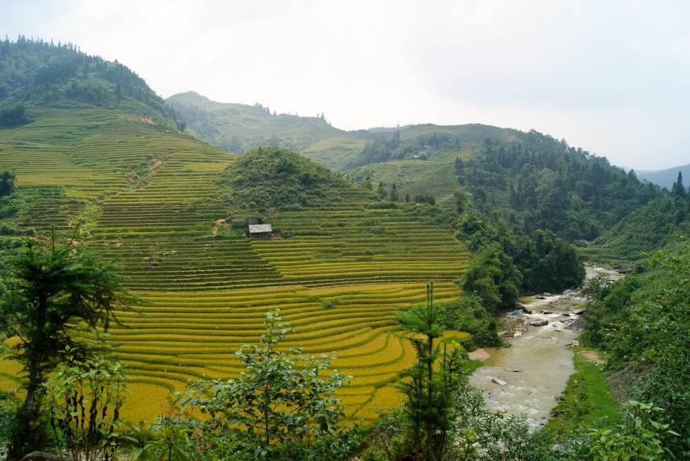 Muong Hoa Vallei