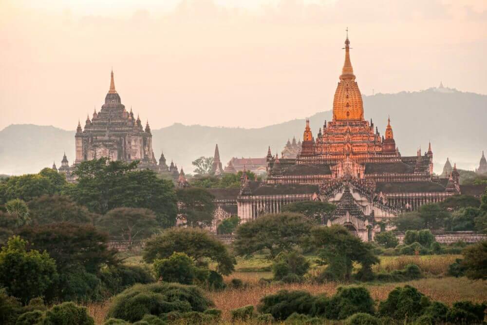 Ananda Paht in Bagan