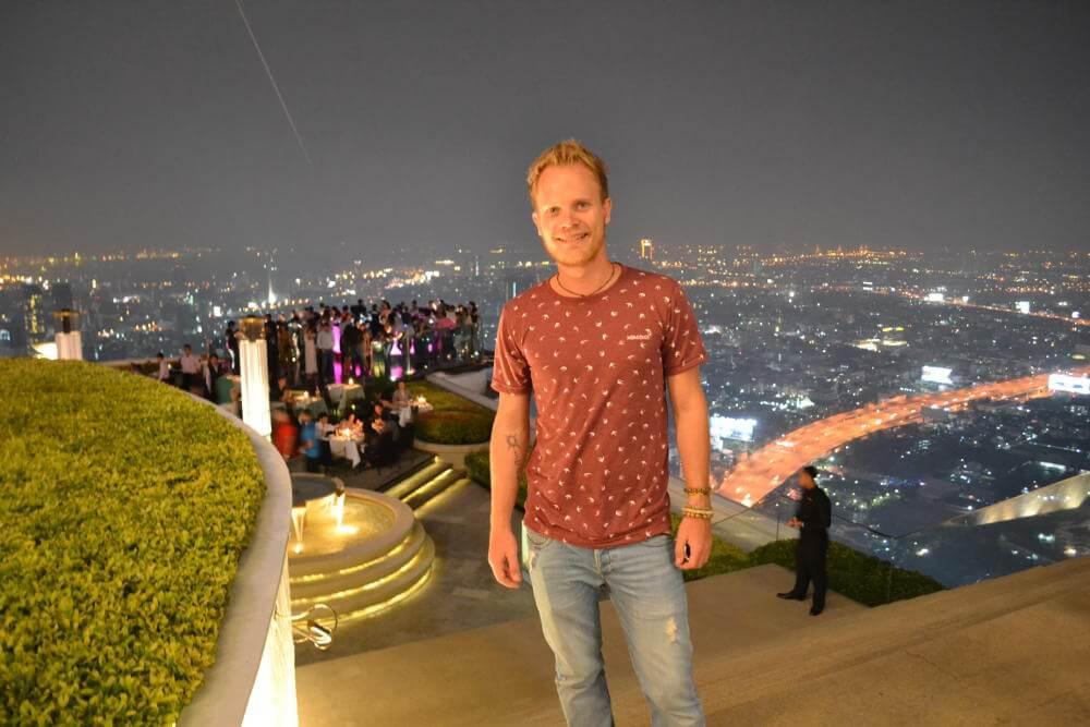terug in Bangkok