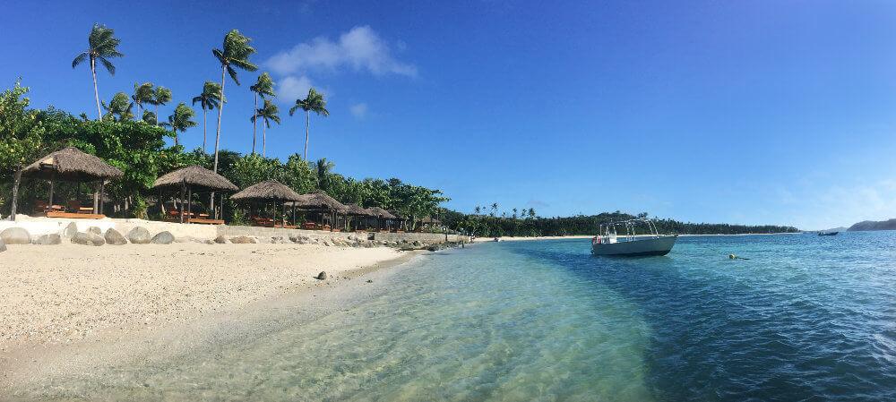 Backpacken Fiji