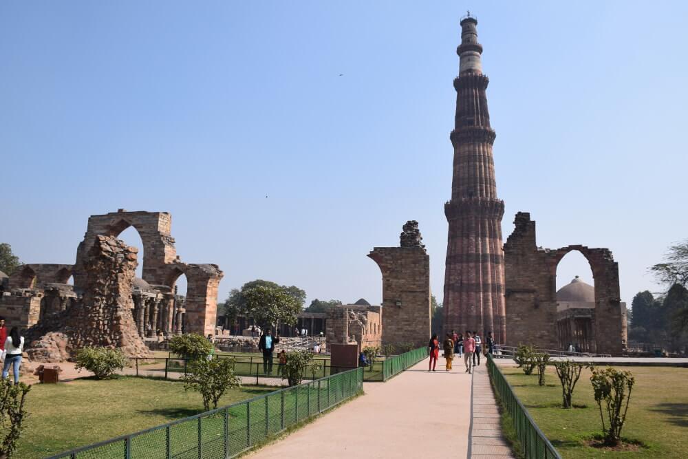 De Quab Minar, Delhi