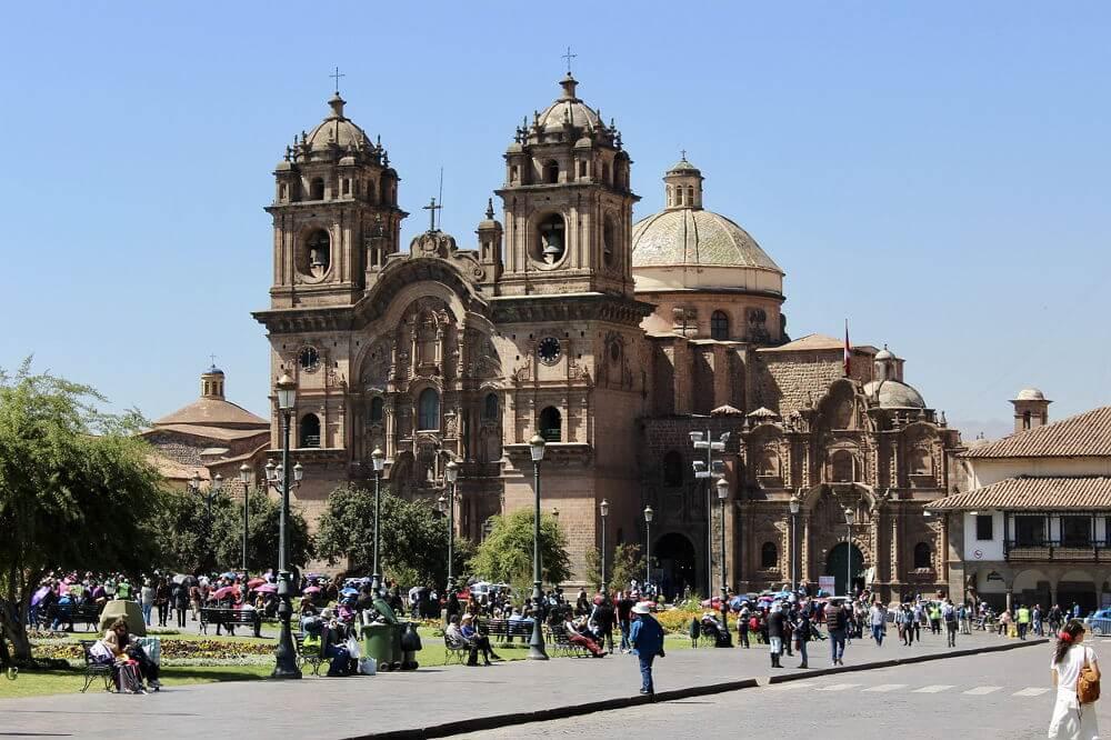 Cuzco peru