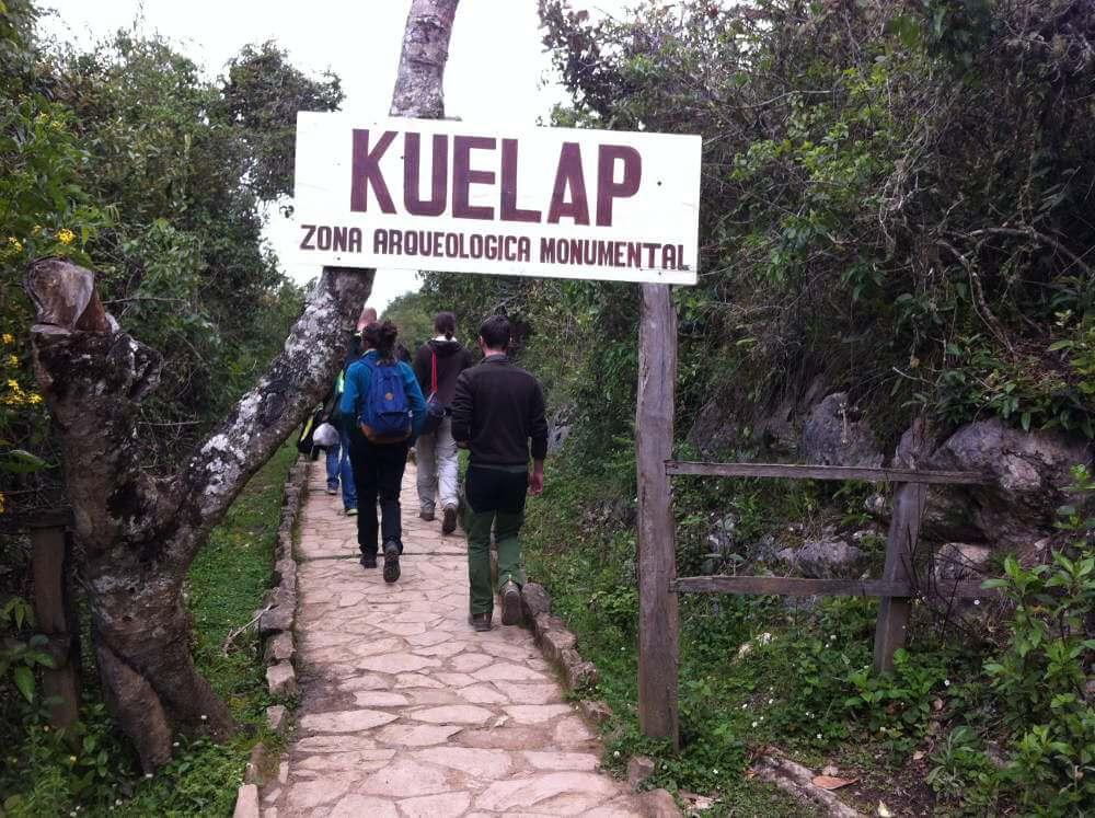 Route peru
