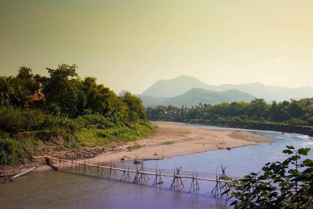 Beste reistijd voor Laos