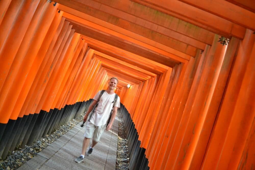 Vakantie Japan